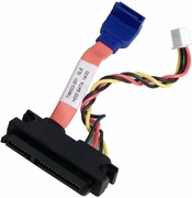HP 19 20 AiO 85mm-pwr 50mm HDD SATA Cable 736003-001