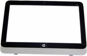 HP 19 AiO Pisa AUO LG Front Bezel w Lens New 748526-001