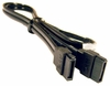 HP 24 inch Straight Ends Sata Cable New 611894-007