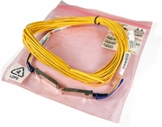 HP 20M 4X DDR-QDR QSFP IB Opt Cable New 588096-007