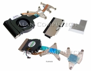 HP 2710P Heatsink-Fan Assy with Thermal Pad 461605-B21