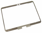 HP 2730P Lcd Front Trim Silver Bezel New 506183-001