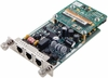 HP 2FXS+1FXO Voice Interface SIC A-MSR Module JD632A