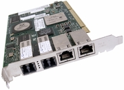 HP 2GB Fiber Channel PCIx Ethernet Card AB465-69003