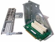 HP 2xPCI Riser Card Mod. For DC7100 SFF NEW PD824A Includes Backwall S1-391122