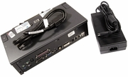 HP 3-in-1 NAs HSTNN-CX04 Docking Station 418148-001 with AC Adapter 397748-001