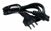 HP 3 Prong Laptop  AC Power Cord For Italy  246959-061