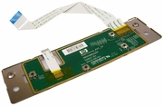 HP 580HAW2000F Touchpad Board with Cables 588124-001