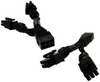 HP 6P to Dual-6P Gfx Power Adapter Cable NEW 721858-001 Rev.xx C1319 Graphics Cable