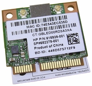 HP BCM943225HMB Half Mini Wifi BT Combo NEW 652279-001 EDR 1b/g/n WiFi Mini Card