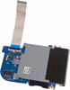 HP 820 SmartCard Reader Board w Cable New 730563-001