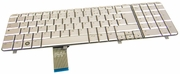 HP AEUT7F00010 French Silver Keyboard New 501803-051