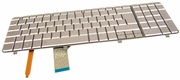 HP AEUT7S00020 Swiss Silver Laptop Keyboard 533730-BG1