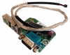 HP AIO 23 Serial Port PS2 Module w/ Cable 809794-001 808798-001 813022-001