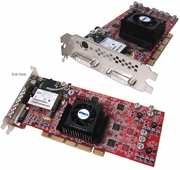 HP ATI FireGL Z1 8X Pro128MB AGP Video NEW A9654A
