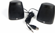 HP Black S3100 USB Powered Speaker New V3Y47AA