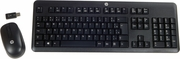 HP Brazilian Wireless Combo Keyboard w Mouse 729622-203