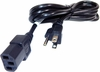HP C13 to 5-15P 6Ft 125V 10A Power Cord New 701806-001