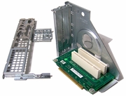 HP DC7100S Riser Board With Expansion Holder 012629-001 With: S1-391122-S4-391122