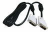 HP 19pin 6ft DVI-M to DVI-M Black Cable NEW 405520-001 DC198A-AOK 1.8m Single Link