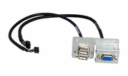 HP DL380 Front USB VGA Cables 414071-001 404807-001 / 392250-003