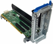 HP DL380P G8 3-Slot PCIe Riser Board 622219-001 662524-001 Bracket Included