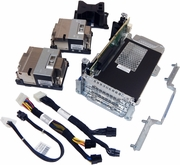 HP DL380P G8 Double Wide GPU Riser Cage Kit 752803-B21