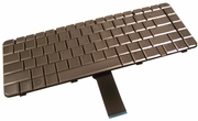 HP dv3500 dv3660 INT'L Bronze Keyboard 496121-B31