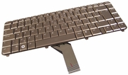 HP dv5 AEQ6300120 Czech Bronze Keyboard 503725-221