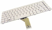 HP dv5 Belgian Silver Laptop Keyboard AEQT6B00110