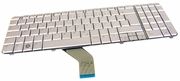 HP dV6 AEUT3G00010 Silver German Keyboard 506538-041