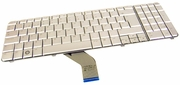 HP dv6 AEUT3P00010 Spanish Silver Keyboard 506538-071