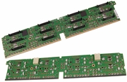 HP EVA4400 4GB FC Disk Shelf Backplane Board 461493-001