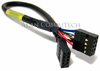 HP  Evo D510 Front Panel USB 12in Cable NEW 245151-002 22-10785-01 Compaq Internal