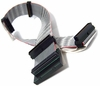 HP 25in 68-Pin 4-conn SCSI Cable w/ Term New 155825-001