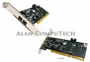 HP Firewire 1394B 2-Port API-811 PCI-x New 398400-001