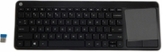 HP Fuji Wireless TrackPad Keyboard 2.4G New 825403-001