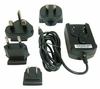 HP iPAQ Pocket PC AC Adapter W/ Multihead New 395548-001 W/ four interchangeable plug