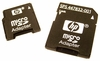 HP Micro SD 2-Adapters Kit NEW 447832-001and 443494-001