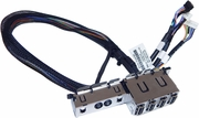 HP ML310e G8 Front IO Module Cable Assy 691939-001 674824-002 USB Pwr Button