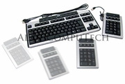 HP Spanish Modular USB Keyboard  NEW 355102-161