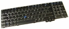 HP n9400 Latin American Keyboard 409913-161 With Point Stick