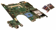 HP nC-nX-nW 82xx Laptop 128mb Motherboard 382687-001