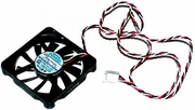 HP nMB 60x10mm 12v DC 0.13a Rev.C 3-Wire FAN 340337-002