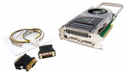 HP nVidia Quadro FX4600 PCIe 768MB Video Card 442154-001 Includes Cable New Pull