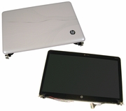 HP WXGA 13.4 Display Panel With Plastic NEW 530787-001