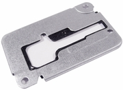 HP Pav DV6-6000 Fingerprint Reader Bracket 643317-001