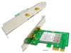HP PCIe 802.11A-B-G-N WiFi 2x2 Desktop Card 502299-001