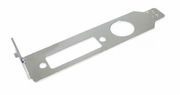 HP PNY Quadro NVS DVI TV-Out 384844-001 Low Profile Bracket - Purcell Quadro