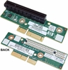 HP ProLiant DL160 LP PCIe x4 Riser Cage Card 539372-001 without Bracket